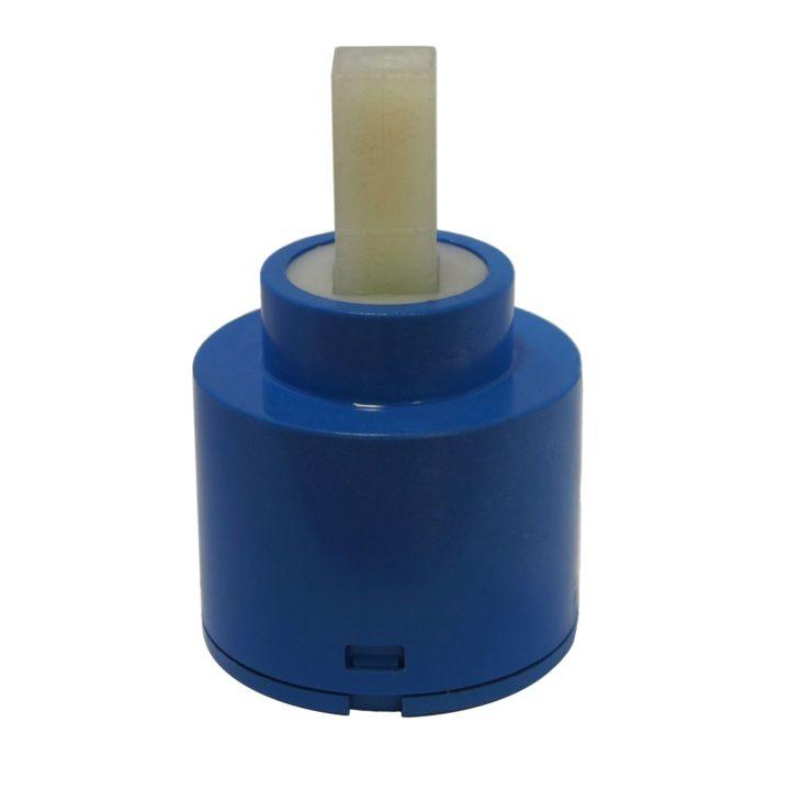 głowica mieszacza 40 mm niska wyciszona Loge