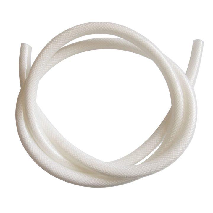 Oryginalny wąż połączeniowy do kabiny hydromasażowej lub panelu prysznicowego marki Kerra. Wąż ma średnicę wewnętrzną 10 mm.