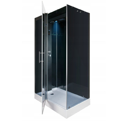 Shower cabins and shower walls