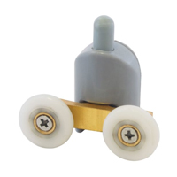 wheels for shower cabins