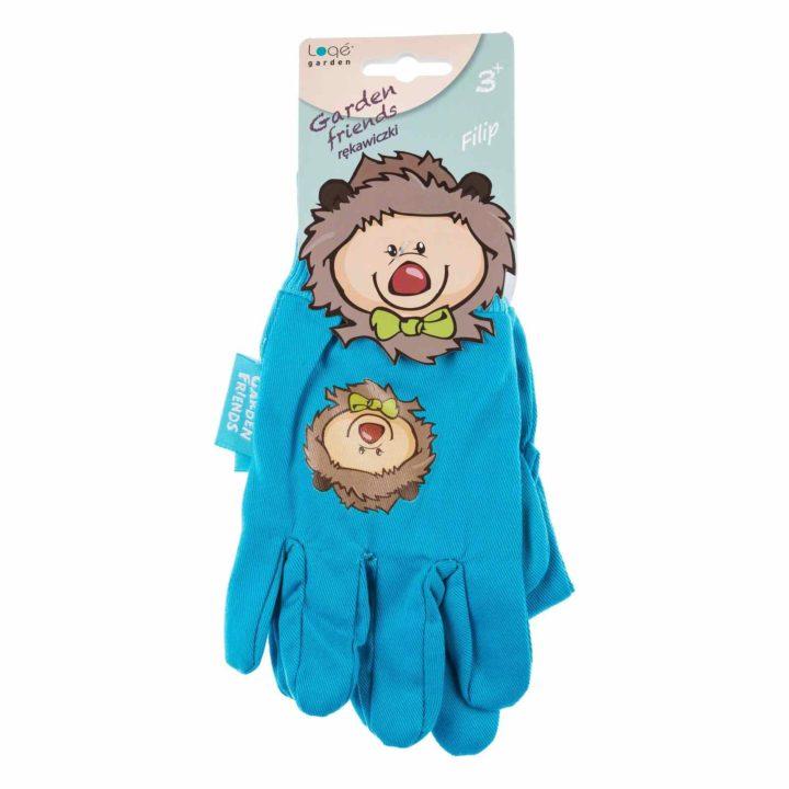 Rękawiczki dziecięce ogrodowe Filip