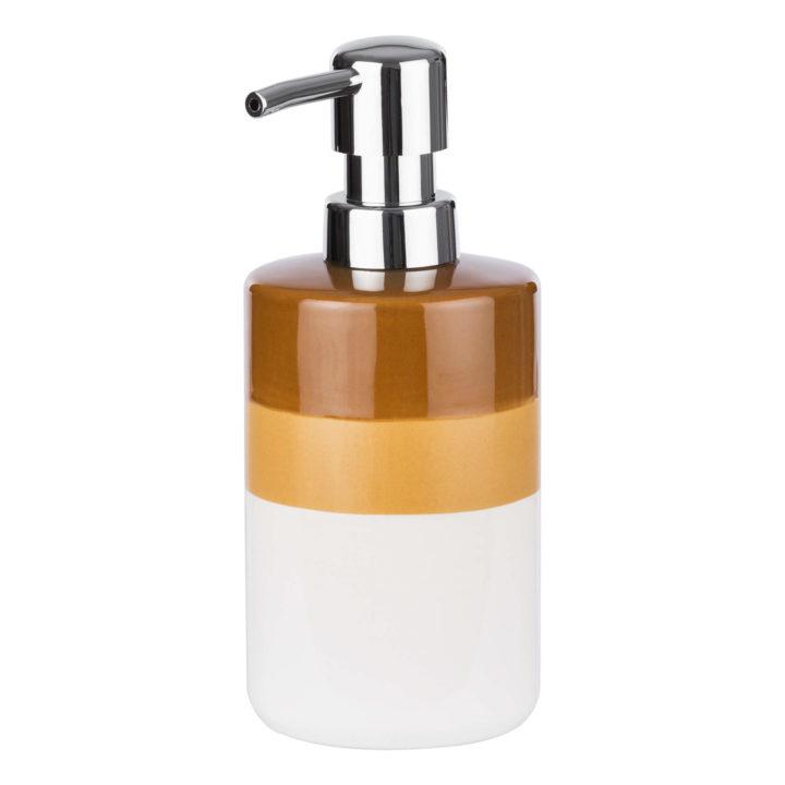 Dozownik do mydła Bora 11 CERAMICZNY
